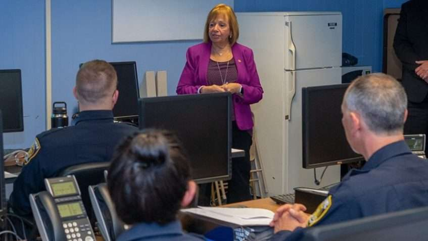 Peace Officers Complete Certification at In-House Academy