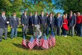Vietnam Memorial Honors Eight West Islip Alumni