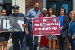 Bay Shore Detective's Legacy Honored with Bridge Renaming